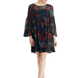 Lauren Ralph Lauren Oceana Montauk Floral Dress